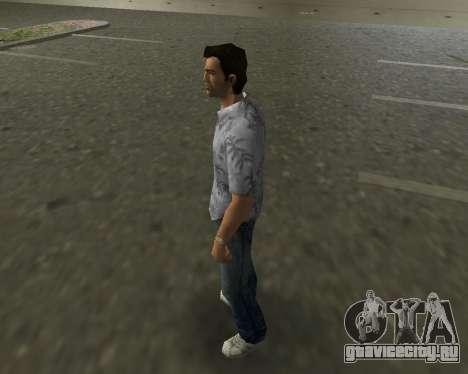 Серая рубашка для GTA Vice City второй скриншот