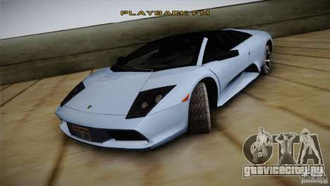 Lamborghini Murcielago Roadster для GTA San Andreas