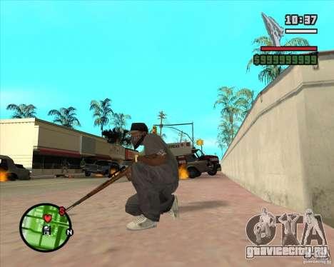 K98 для GTA San Andreas третий скриншот