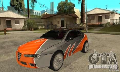 Alfa Romeo Brera для GTA San Andreas
