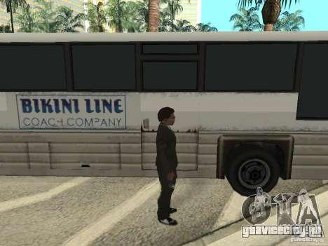 Автобусная линия в Лас Вентурас для GTA San Andreas десятый скриншот