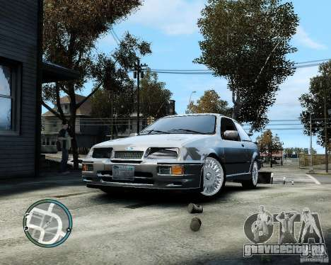 Ford Sierra RS500 Cosworth v1.0 для GTA 4