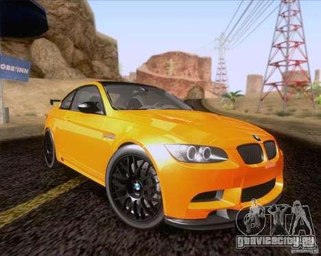 BMW M3 GT-S Fixed Edition для GTA San Andreas