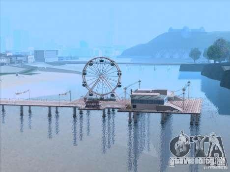 ENB Series v1.5 Realistic для GTA San Andreas десятый скриншот