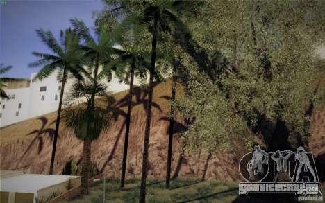 CreatorCreatureSpores Graphics Enhancement для GTA San Andreas пятый скриншот