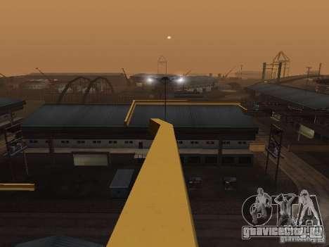 Huge MonsterTruck Track для GTA San Andreas одинадцатый скриншот