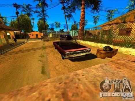 Mod Beber Cerveja V2 для GTA San Andreas шестой скриншот