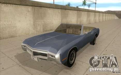 Buick Riviera GS 1969 для GTA San Andreas