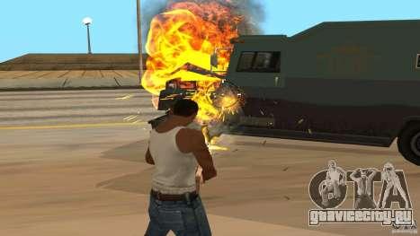 Бонус инкассаторов v1.2 для GTA San Andreas второй скриншот