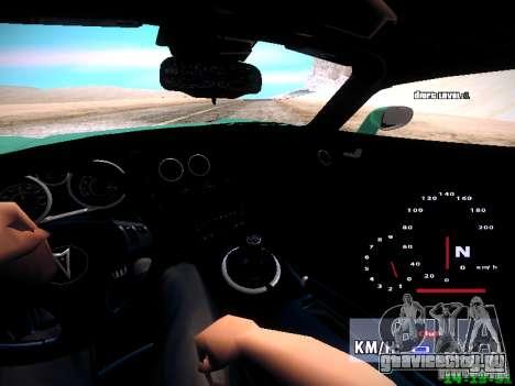 Pontiac Solstice Falken Tire для GTA San Andreas вид сбоку