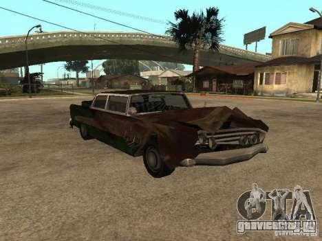 OceanicShit для GTA San Andreas вид слева