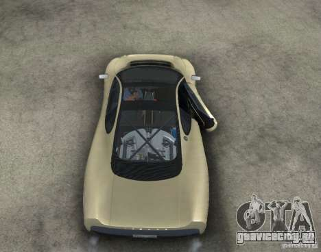Jaguar XJ 220 Black Rivel для GTA San Andreas