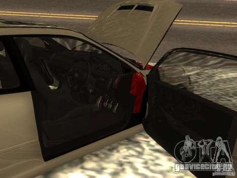 Honda Civic EG6 JDM для GTA San Andreas вид справа