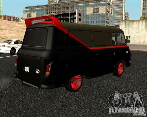1961-1991 Barkas B1000 для GTA San Andreas