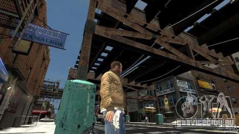 Uzi Skin для GTA 4