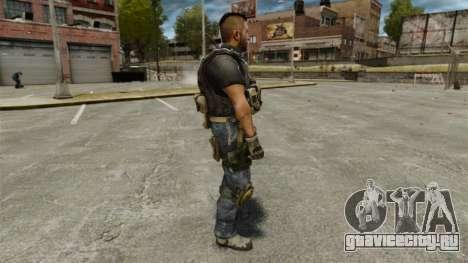 Капитан Джон Соуп МакТавиш для GTA 4 второй скриншот