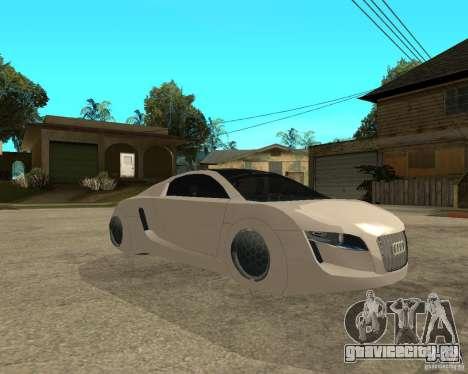 AUDI RSQ concept 2035 для GTA San Andreas вид справа