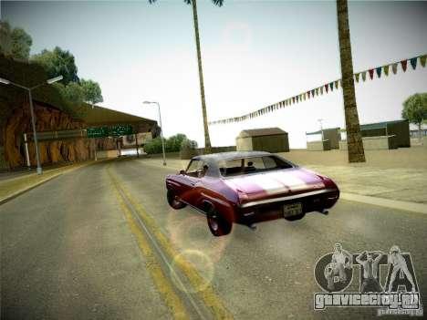 IG ENBSeries for low PC для GTA San Andreas второй скриншот