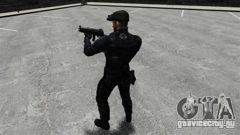 Сэм Фишер v9 для GTA 4 пятый скриншот