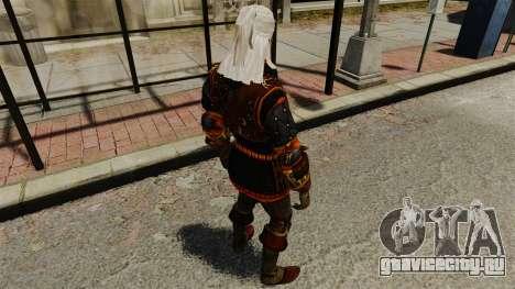 Геральт из Ривии v2 для GTA 4 пятый скриншот