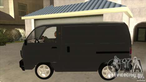 Suzuki Carry Blind Van 1.3 1998 для GTA San Andreas вид слева