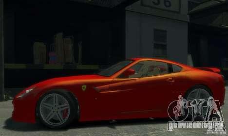 Ferrari 599 GTB Novitec Rosso для GTA 4 вид слева