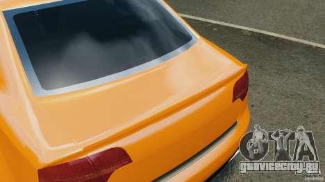 Audi RS4 EmreAKIN Edition для GTA 4 колёса
