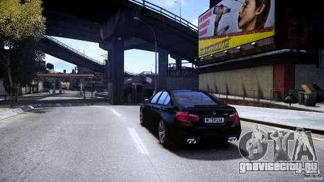 Mid ENBSeries By batter для GTA 4 вид сзади