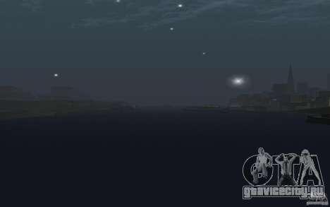 HD Water v4 Final для GTA San Andreas четвёртый скриншот