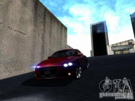 Audi TT 2009 v2.0 для GTA San Andreas