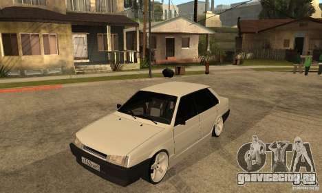 Lada 21099 Light Tuning для GTA San Andreas