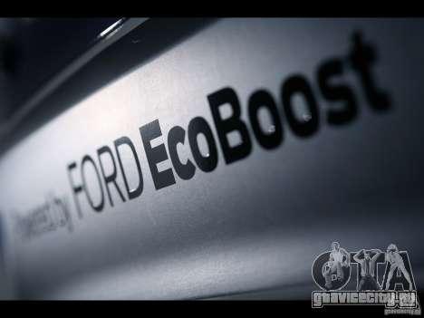 Загрузочные экраны Ford для GTA San Andreas третий скриншот