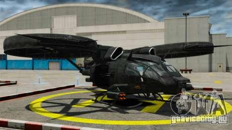 Транспортный вертолёт SA-2 «Самсон» для GTA 4