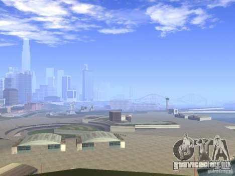 BM Timecyc v1.1 Real Sky для GTA San Andreas второй скриншот
