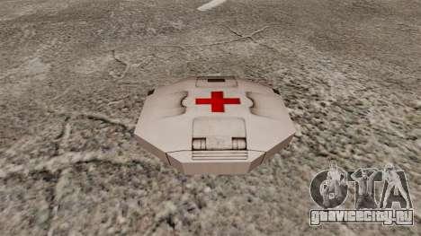 Новая кэш-бокс аптечка Halo для GTA 4 второй скриншот