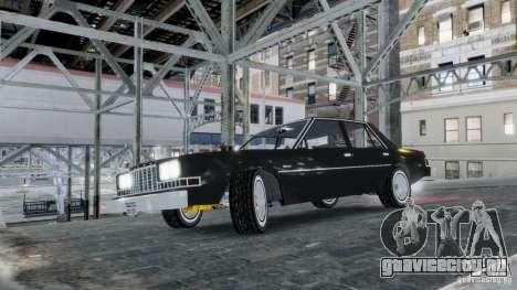 Dodge Diplomat 1983-85 для GTA 4