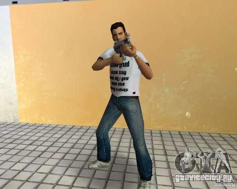 MP5K для GTA Vice City четвёртый скриншот