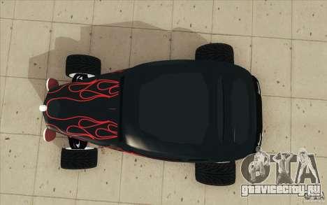 Ford Hot Rod 1934 v2 для GTA San Andreas вид справа