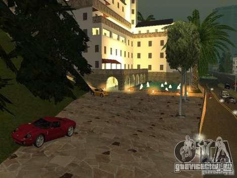 Mega Cars Mod для GTA San Andreas второй скриншот
