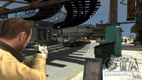 Uzi Skin для GTA 4 второй скриншот