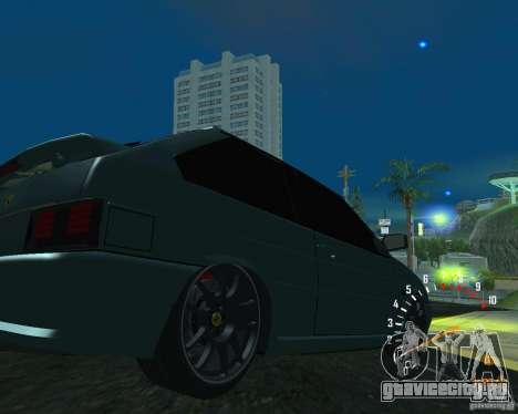 ВАЗ 2113 Ferarri для GTA San Andreas вид сбоку
