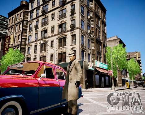 Vito Scaletta для GTA 4 четвёртый скриншот