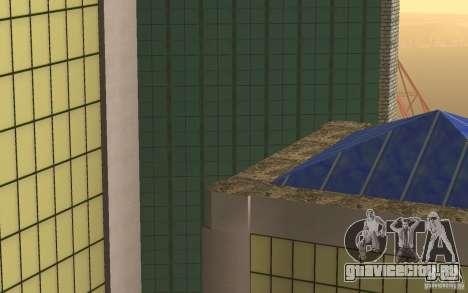 Небоскребы в Сан Фиерро для GTA San Andreas пятый скриншот