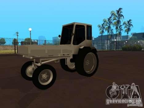 Трактор Т16М для GTA San Andreas