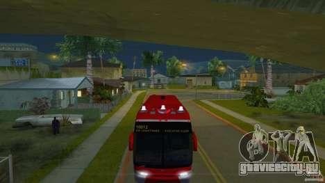 Rural Tours 10012 для GTA San Andreas вид сзади слева