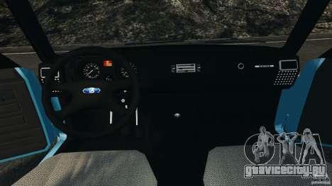 ВАЗ-2104 [Final] для GTA 4 вид сзади