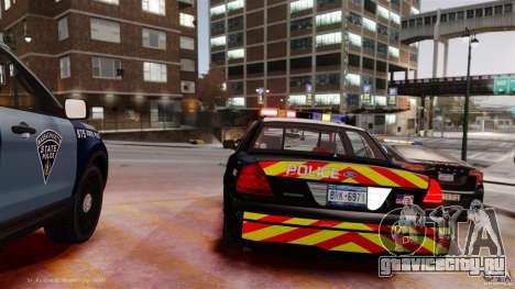 Emergency Lighting System v7 для GTA 4 третий скриншот