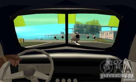 Chevy Towtruck COE 1946 для GTA San Andreas