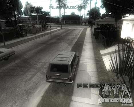 GTA SA - Black and White для GTA San Andreas четвёртый скриншот