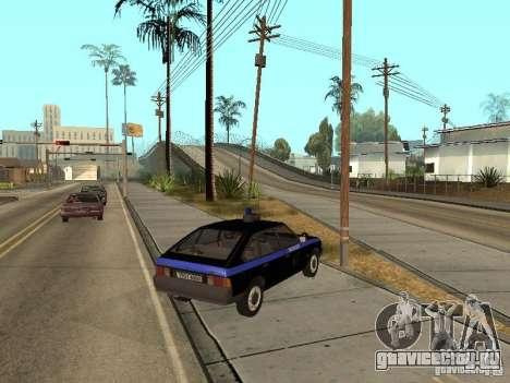 АЗЛК 21418 Патруль для GTA San Andreas вид слева